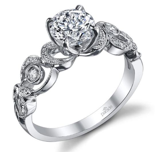 Screenshot showing a diamond ring