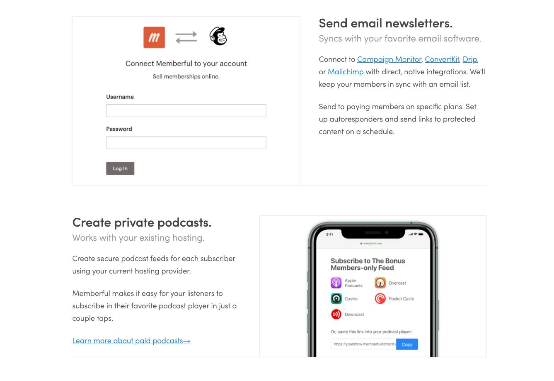 Choosing a Newsletter Service Provider - MailChimp, ConvertKit, Drip