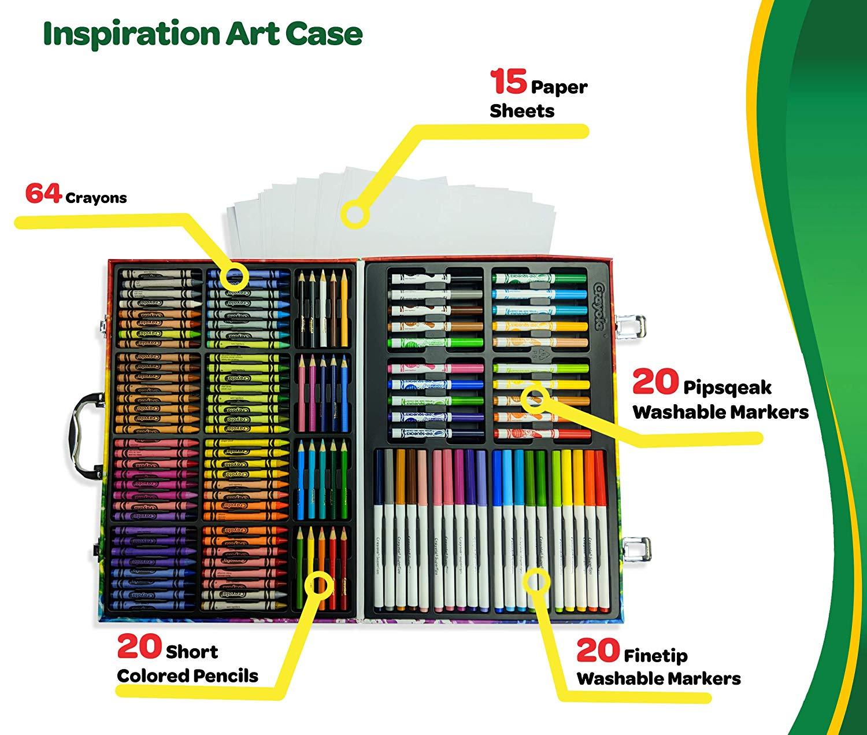Image showing a crayola box