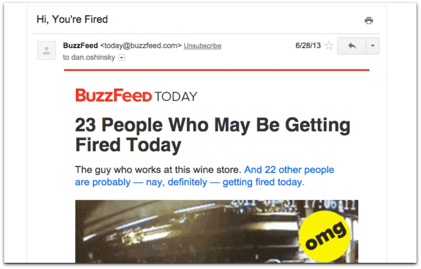 buzzfeed email