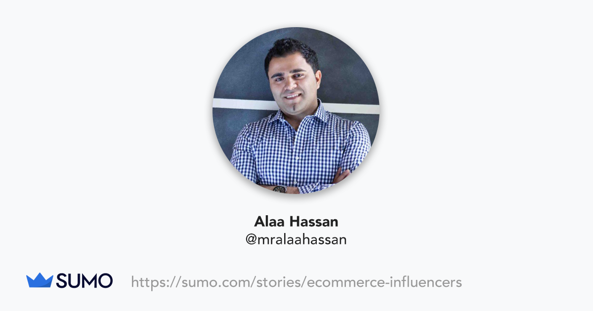 Screenshot of Alaa Hassan