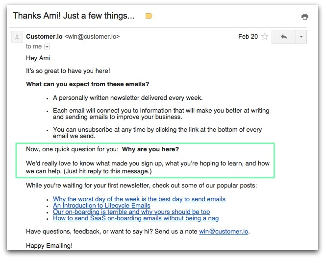 10 Automated Email Templates (That Don't Look Automated)