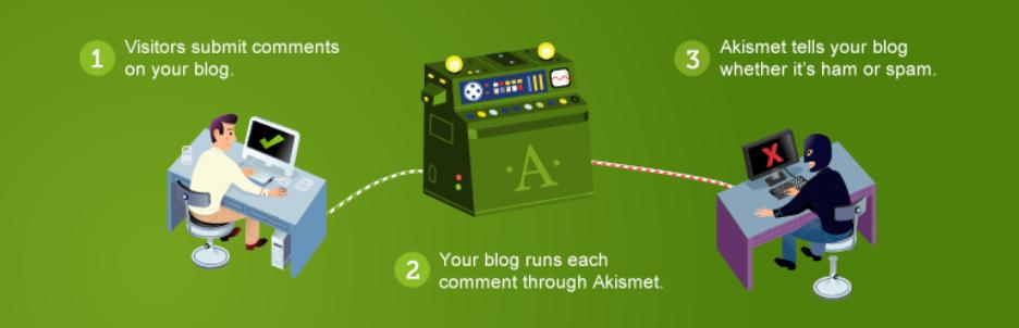 Best WordPress plugins in 2020: Akismet Anti-Spam