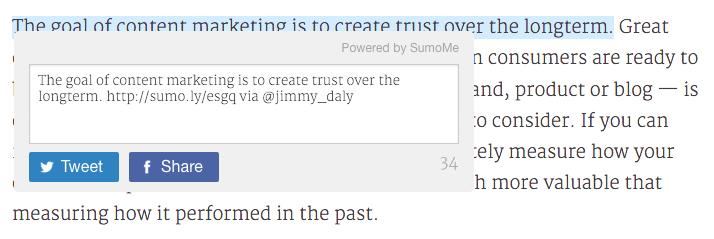 sumo app highlighter