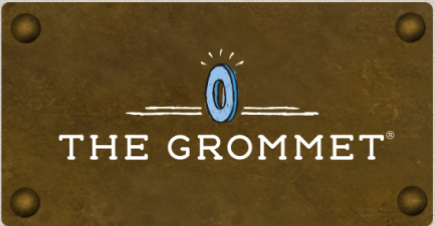 Screenshot showing the Grommet gift card