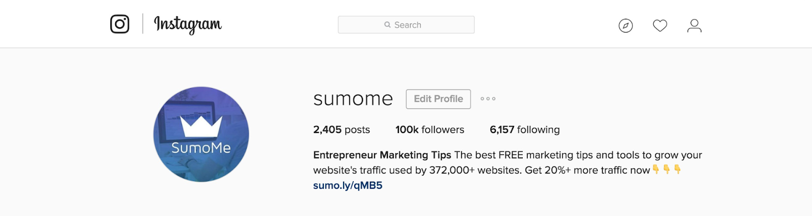 100k Instagram Followers Script