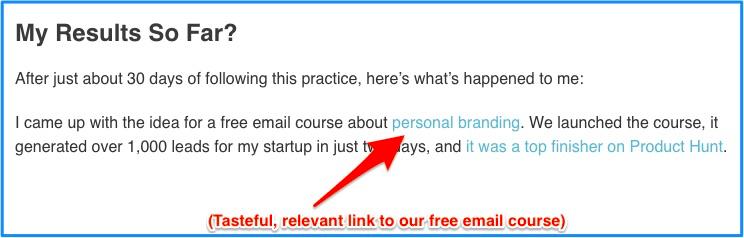 John Gannon email course