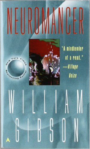 Cover art for  Neuromancer