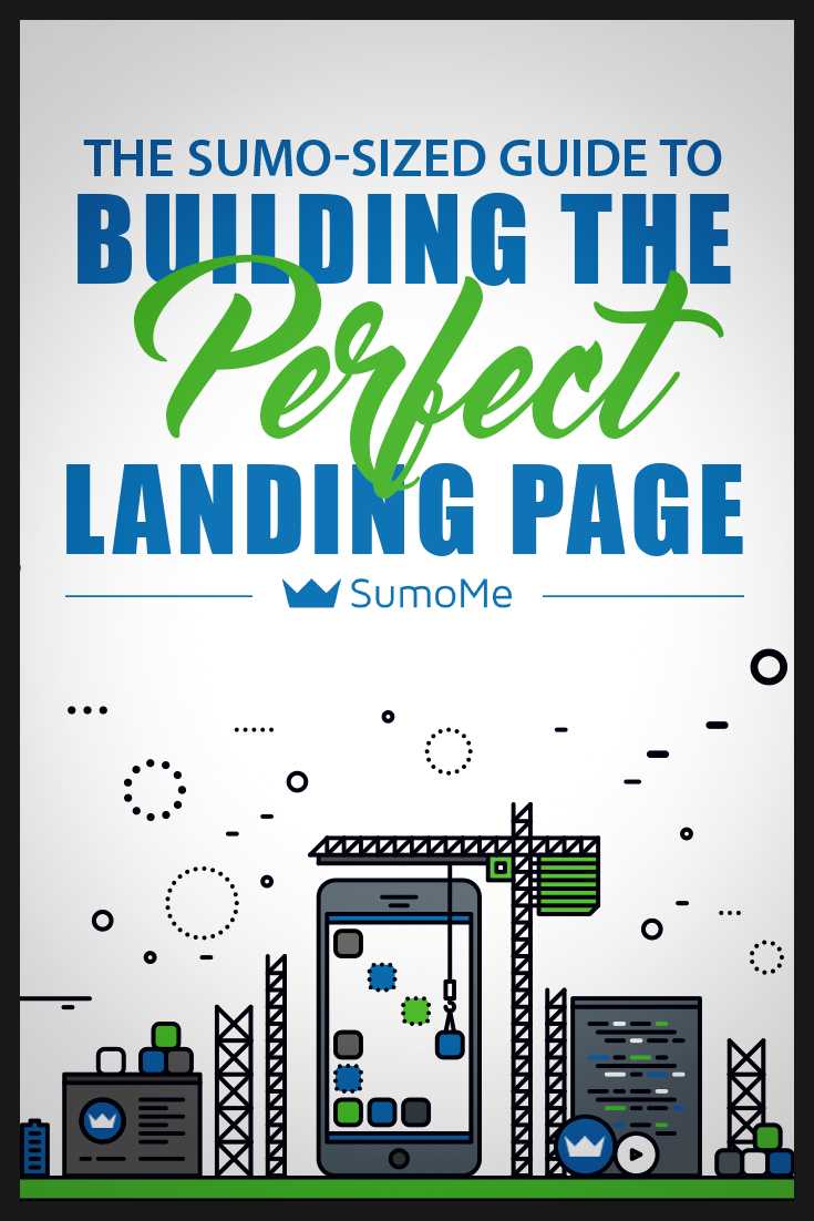how to build a landing page