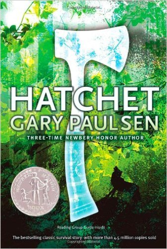 Cover art for Hatchet