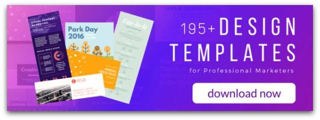 195 design templates content upgrade