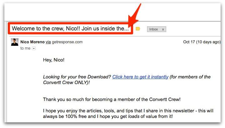 13 Insanely Clickable Email Subject Line Examples