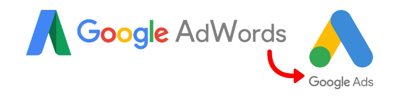 Screenshot showing google adwords