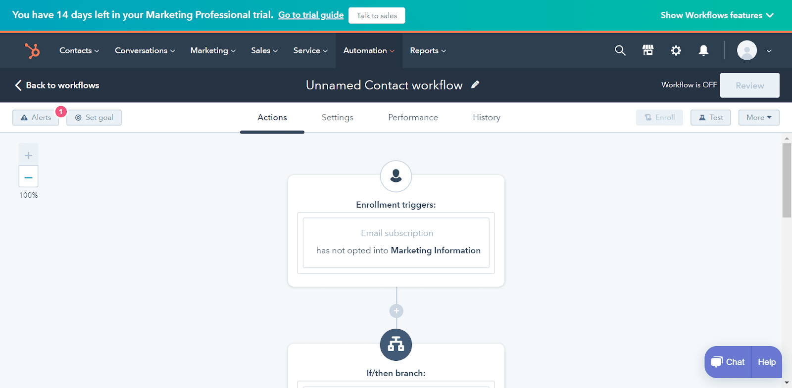 Email Autoresponder Tools: HubSpot Marketing Professional