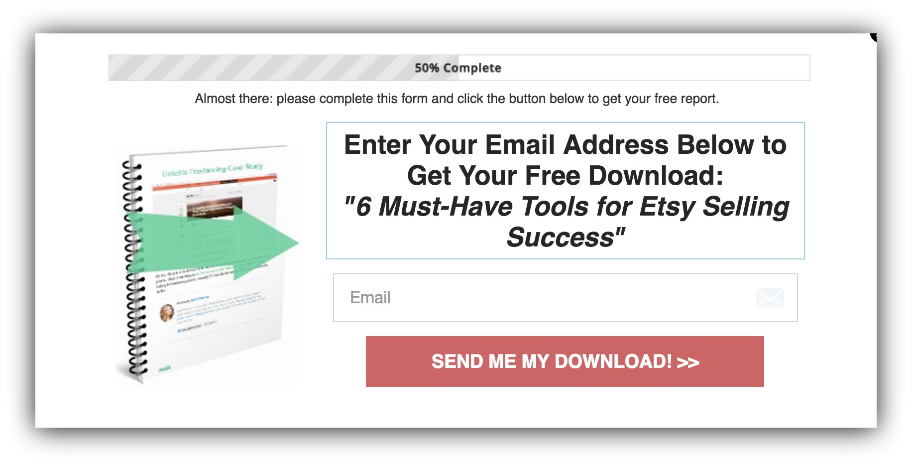 34 Conversion Rate Optimization Tips To Blow Up Your Email List