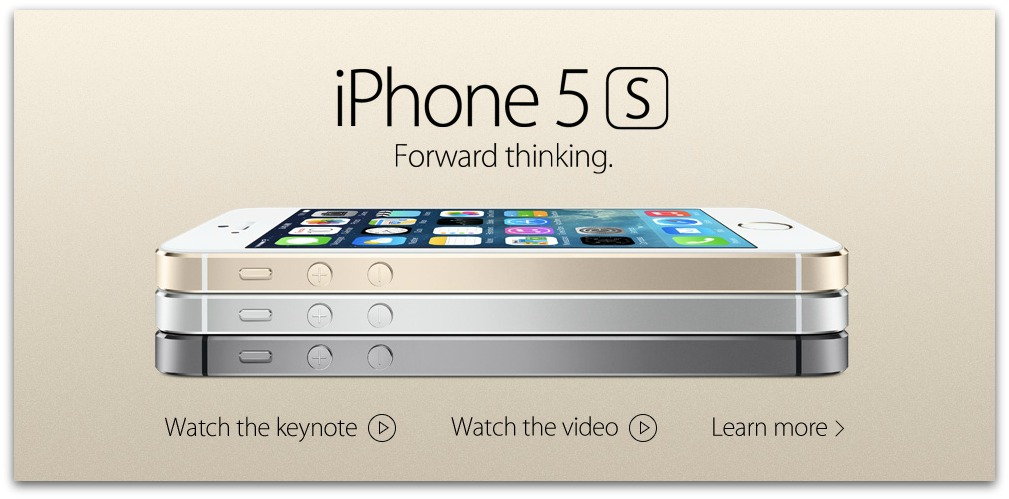 iphone 5s forward thinking