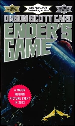 Cover art for Enders Game