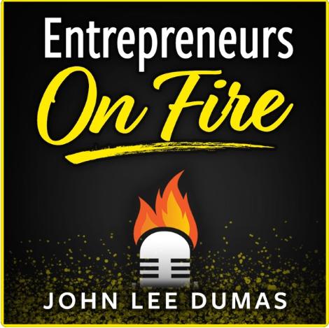 Entrepreneurs On Fire podcasts