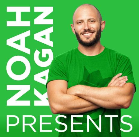 Noah Kagan Presents podcasts