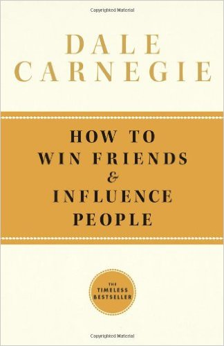Cover art for How to win friends and influence people
