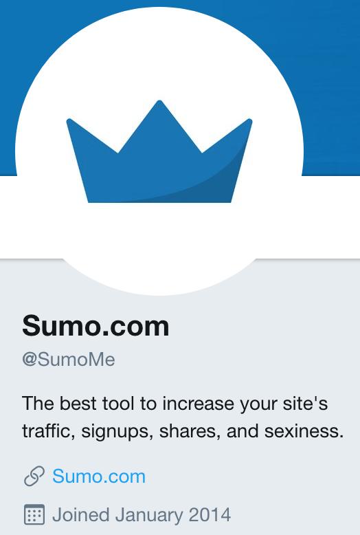 Screenshot of Sumo