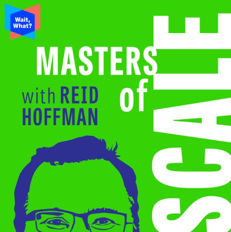 Masters Of Scale podcasts