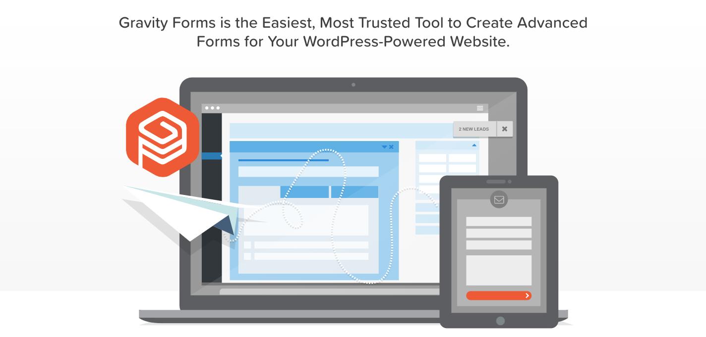 Best WordPress plugins in 2020: Gravity Forms